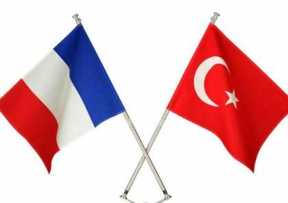 """أنقرة تستنكر تصريحات ماكرون """"غير المقبولة"""" حول التدخل التركي"""