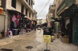 الشرطة تغلق 42 محلًا تجاريًا في بيت لحم لعدم الالتزام