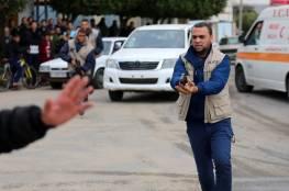 صور... الداخلية تشارك بمناورة لفحص جهوزية الجبهة الداخلية وسط قطاع غزة