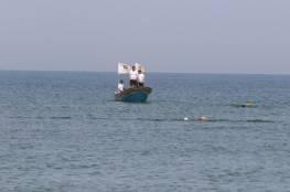 بلدية غزة: نتابع نظافة مياه بحر المدينة خصوصا بموسم الاصطياف