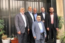 حماس تعلن انتهاء زيارة وفدها الى القاهرة بنجاح