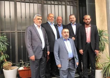 حماس تبقي ملفات البحث مع المخابرات المصرية طي الكتمان بعد مغادرة القاهرة