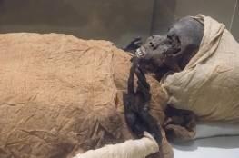 """علماء يكشفون سبب موت أحد """"أعظم فراعنة"""" مصر"""
