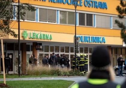 مقتل 6 أشخاص بإطلاق نار في أحد مستشفيات التشيك