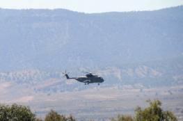مقتل 3 عسكريين بسقوط مروحية في شرق تونس