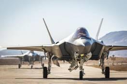 بالصور.. طائرتان جديدتان من طراز f 35 تنضمان لجيش الاحتلال