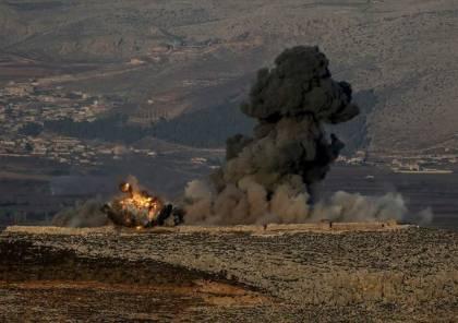 بالصور : الجيش التركي يبدأ عملية عسكرية في عفرين السورية