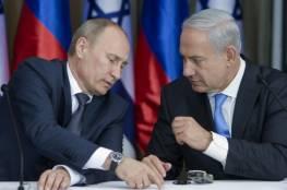 اتفاق بين نتنياهو وبوتين بشأن القوات الإيرانية في سوريا