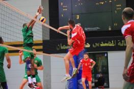 خسارة ثالثة لخدمات جباليا في البطولة العربية