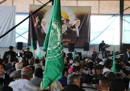 """حماس تطلق برنامج زيارات وطنية بعنوان """"المقاومة توحدنا"""""""