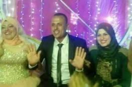 بعد حضور زوجته حفل زفافه على امرأة أخرى.. العريس يخرج عن صمته!
