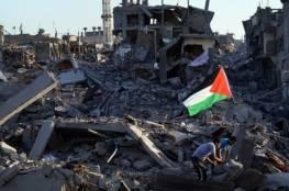 وكيل أشغال غزة يوضح حقيقة الأنباء المُتداولة حول إعادة اعمار منازل مدمرة في حرب 2014