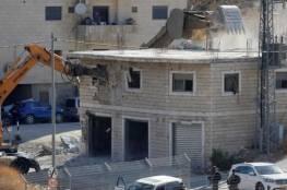 """""""الأورومتوسطي"""" يطالب الاتحاد الأوروبي باتخاذ إجراءات ضد إسرائيل لوقف هدم المنازل الفلسطينية"""