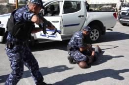 الخليل: الأمن الوقائي يعلن القبض على أخطر المطلوبين للعدالة