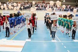 التربية والرؤية العالمية تطلقان بطولة كرة القدم الخماسي للفتيات
