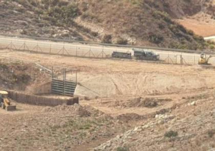 أكثر من ألف دونم من أراضي الزاوية مهددة بالمصادرة ومخطط لإقامة مقبرة يهودية للمستوطنات القريبة