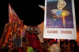 """استطلاع : تراجع كبير بشعبية نتنياهو و59 مقعدا لـ""""كتلة اليمين"""""""