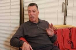 أجهزة الأمن بغزة تمنع القيادي بفتح أحمد حلس من السفر إلى رام الله