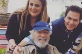 صورة.. محمود ياسين بملامح الشيخوخة!