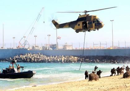 تقرير إسرائيلي : مصر تعد جيشا كبيرا وجاهزة لأي حرب