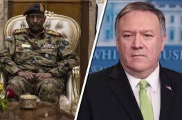 """""""الساعات القادمة حاسمة"""".. أمريكا تمهل السودان 24 ساعة لإتخاذ قرار بشأن التطبيع مع إسرائيل"""