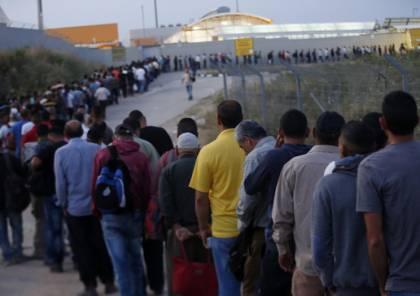 الاحتلال سيعيد العمال الفلسطينيين إلى الضفة بعد تسجيل إصابات بكورونا في صفوفهم