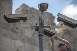 تركيب كاميرات أمنية لحماية المستوطنين بالضفة من أي هجمات