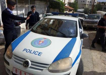 الشرطة تقبض على شخص بحوزته جهاز للتنقيب عن الآثار في جنين
