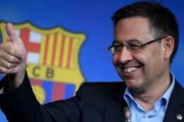 رئيس برشلونة يتخلى عن عادته لعيون نيمار