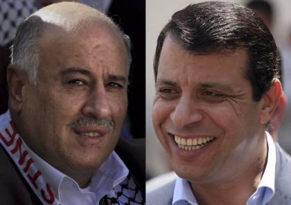 المونيتور: المصالحة بين دحلان والرجوب تجعل عباس لا ينام الليل