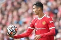 رونالدو بطل إحصائية مُثيرة في مانشستر يونايتد