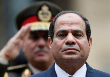 السيسي من العراق: حقوق مصر المائية ترتبط ارتباطا وثيقا بالأمن القومي العربي