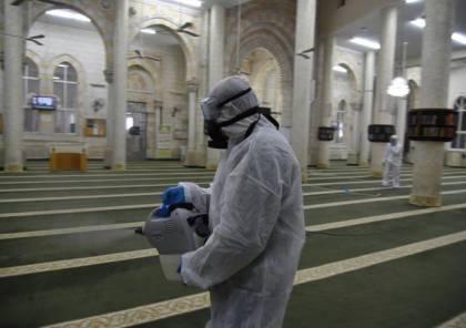 أوقاف رام الله: سنغلق المساجد التي لا تراعي إجراءات السلامة