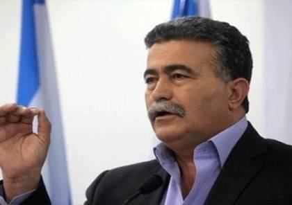 بيرتس: بسبب فشل نتنياهو.. حماس تزداد قوة في الضفة الغربية