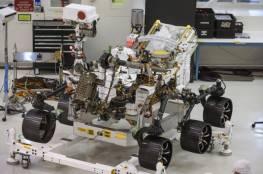 ناسا تطلق روبوتا للبحث عن جراثيم على المريخ