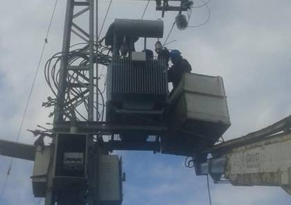 كهرباء غزة تصدر تنويهاً مهما للمواطنين حول المنخفض الجوي