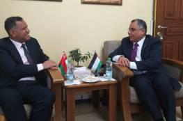 سلطنة عُمان تؤكد موقفها الثابت من القضية الفلسطينية
