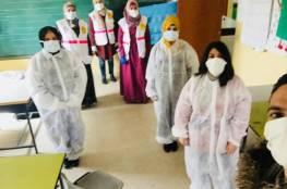"""""""الإغاثة الطبية"""" تُفعل مراكزها في بدو وسنجل وبيت عنان للرعاية الصحية للسكان"""