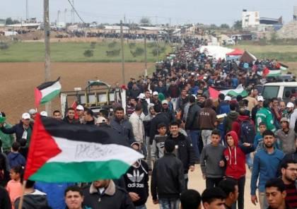 """غزة : استعدادات للمشاركة في جمعة """"التراحم والتكافل"""""""