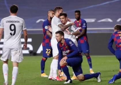 فوز كوتينيو بدوري الأبطال سيخلق أزمة مالية لبرشلونة