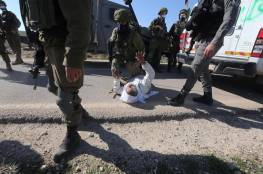 اصابات بعد قمع الاحتلال لمسيرات في مسافر يطا وكفر قدوم