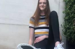 لديها أطول ساقين بالعالم.. فتاة يزيد طولها على مترين وتحتاج بضعة سنتيمرات لتحقِّق لقباً جديداً (صور)