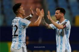 فيديو.. الأرجنتين تطير لنصف نهائي كوبا أمريكا
