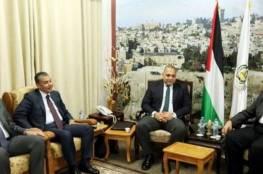 """مصدر فلسطيني : """" وفد مصري لغزة قريباً لإزالة العقبات أمام المصالحة"""