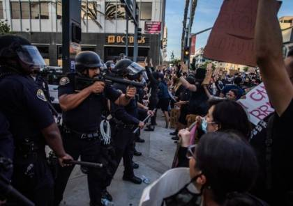 اعتقال أكثر من 4 آلاف شخص منذ اندلاع الاحتجاجات في الولايات المتحدة