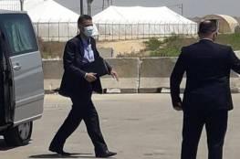 الوفد المصري يغادر غزة بعد ساعات من وصوله