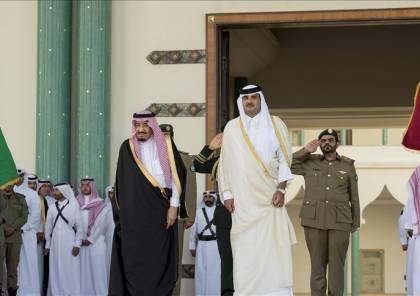 قطر تبدأ العمل في فتح المجال لإجراءات التبادل التجاري مع السعودية
