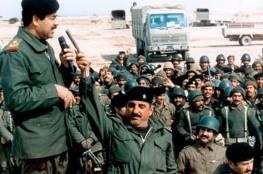 """""""ملابس رياضية"""": الخطة العسكرية الإسرائيلية لتدمير """"صواريخ صدام"""""""