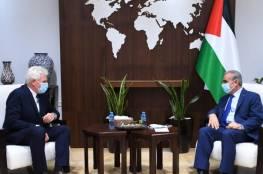 رئيس الوزراء يؤكد الحاجة لدفع مسار سياسي جدي والتزام اسرائيل بالاتفاقيات الموقعة
