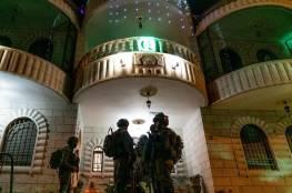 الاحتلال يقرر هدم منزل عائلة الأسير شلبي